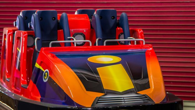 Incredicoaster Train