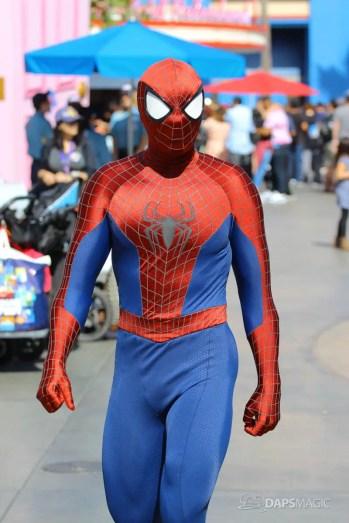 Marvel Heroes at Disney California Adventure-15