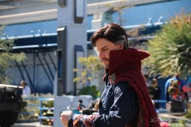 Dr. Strange Arrives at Disney California Adventure-19