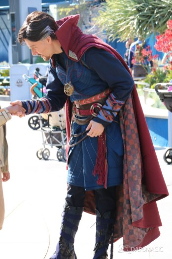Dr. Strange Arrives at Disney California Adventure-20