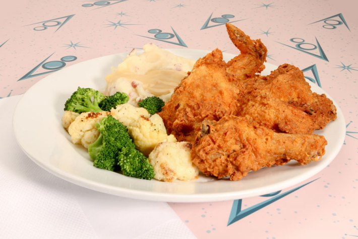 Flo's Famous Fried Chicken