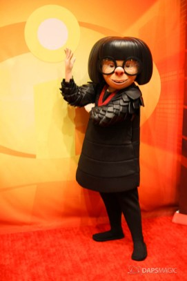 Pixar Pier Media Event - Edna Mode-1