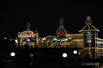 Pixar Pier Media Event - Night-1