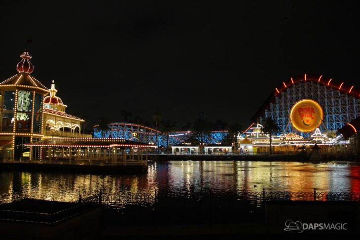Pixar Pier Media Event - Night-14