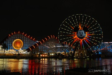 Pixar Pier Media Event - Night-24