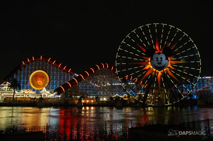 Pixar Pier Media Event - Night-25