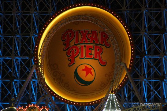 Pixar Pier Media Event - Night-26