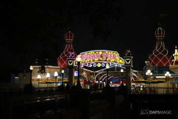 Pixar Pier Media Event - Night-51