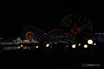 Pixar Pier Media Event - Night-7