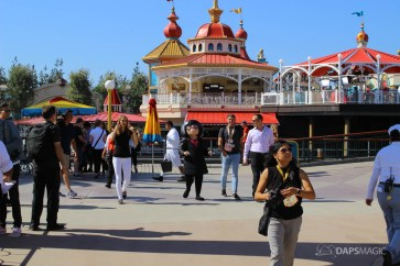 Pixar Pier Media Event - Outside-57