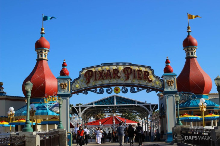 Pixar Pier Media Event - Outside-67