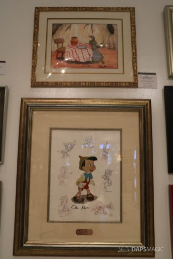 Snow White to Star Wars - A Disney Fine Art Exhibit at the Chuck Jones Gallery-13
