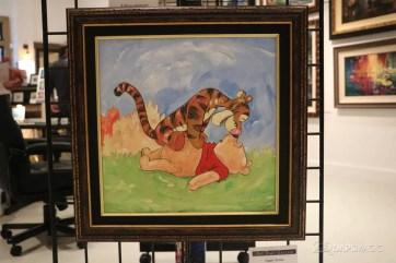 Snow White to Star Wars - A Disney Fine Art Exhibit at the Chuck Jones Gallery-20