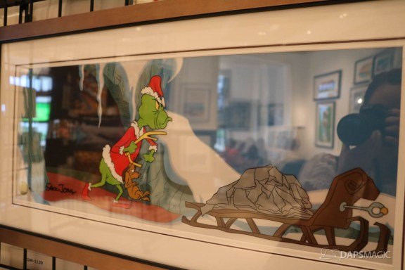 Snow White to Star Wars - A Disney Fine Art Exhibit at the Chuck Jones Gallery-3