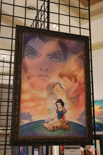 Snow White to Star Wars - A Disney Fine Art Exhibit at the Chuck Jones Gallery-43