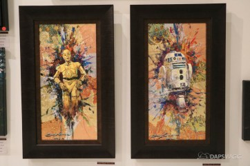 Snow White to Star Wars - A Disney Fine Art Exhibit at the Chuck Jones Gallery-8