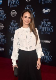 HOLLYWOOD, CA - NOVEMBER 29: Jordana Brewster attends Disney's 'Mary Poppins Returns' World Premiere at the Dolby Theatre on November 29, 2018 in Hollywood, California. (Photo by Alberto E. Rodriguez/Getty Images for Disney) *** Local Caption *** Jordana Brewster