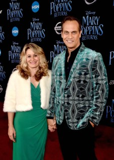 HOLLYWOOD, CA - NOVEMBER 29: Charity Stashwick (L) and Todd Stashwick attend Disney's 'Mary Poppins Returns' World Premiere at the Dolby Theatre on November 29, 2018 in Hollywood, California. (Photo by Alberto E. Rodriguez/Getty Images for Disney) *** Local Caption *** Charity Stashwick; Todd Stashwick