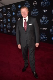 HOLLYWOOD, CA - NOVEMBER 29: Screenwriter David Magee attends Disney's 'Mary Poppins Returns' World Premiere at the Dolby Theatre on November 29, 2018 in Hollywood, California. (Photo by Alberto E. Rodriguez/Getty Images for Disney) *** Local Caption *** David Magee