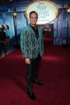 Todd Stashwick attends The World Premiere of Disney's Mary Poppins Returns at the Dolby Theatre in Hollywood, CA on Wednesday, November 29, 2018 (Photo: Alex J. Berliner/ABImages)