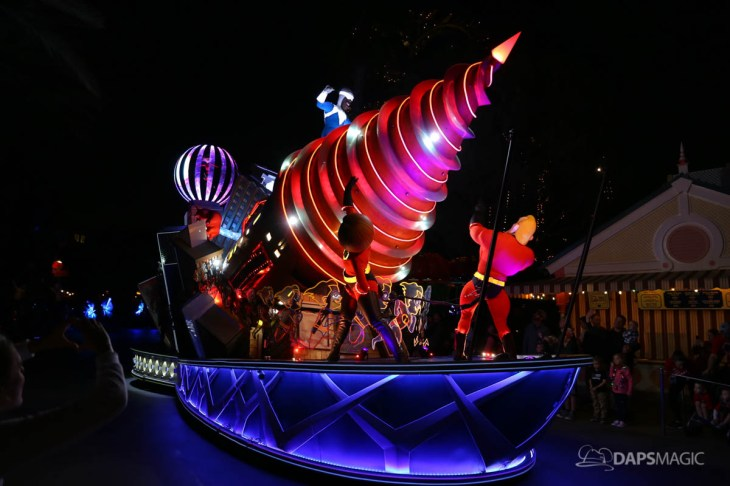 Paint the Night Final Night at Disney California Adventure 2018-64