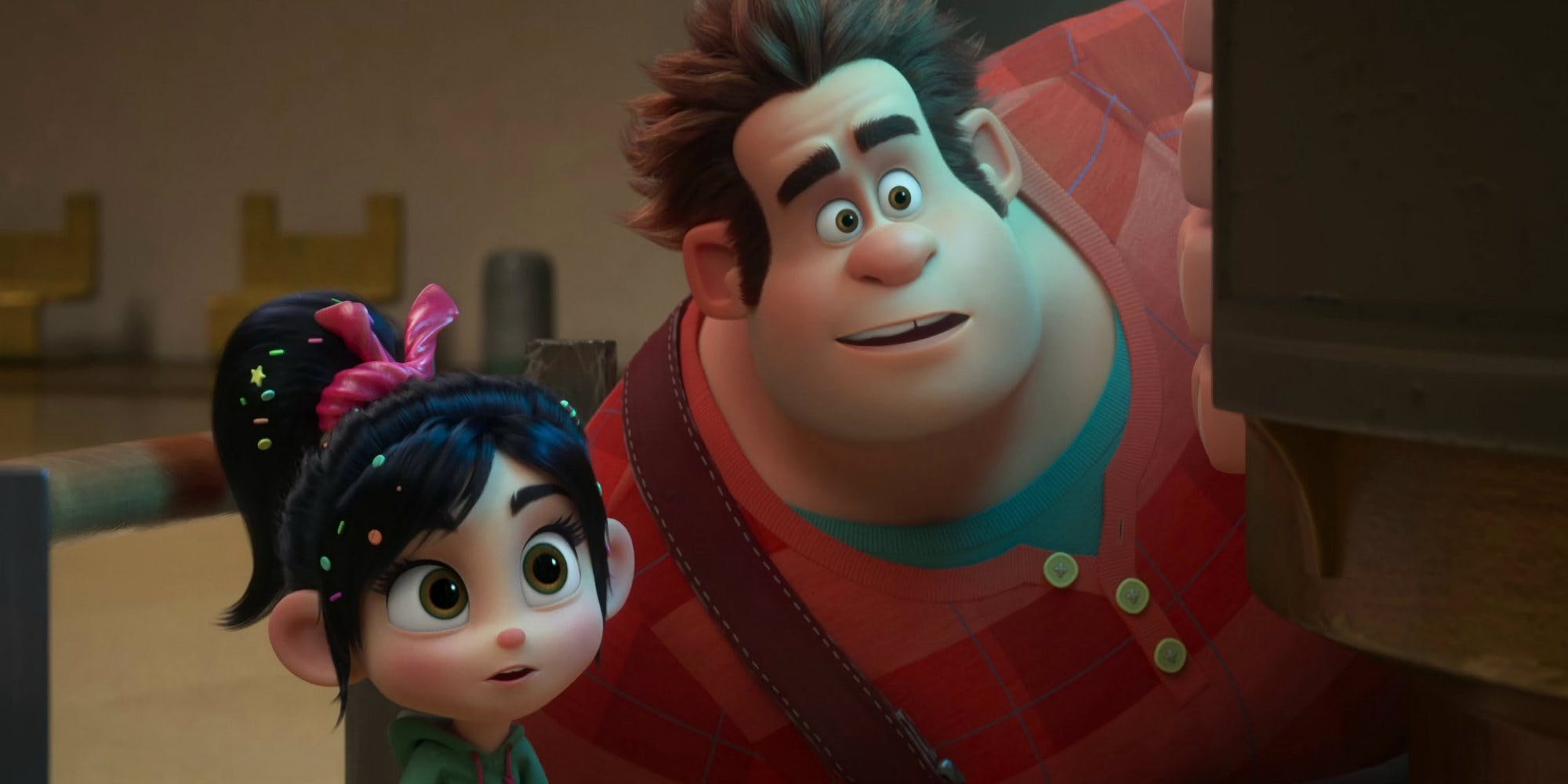 "Download ""Ralph Breaks the Internet"", Available Now on Digital 4K Ultra HD™ and Movies Anywhere and 4K Ultra HD and Blu-ray™ on Feb. 26"