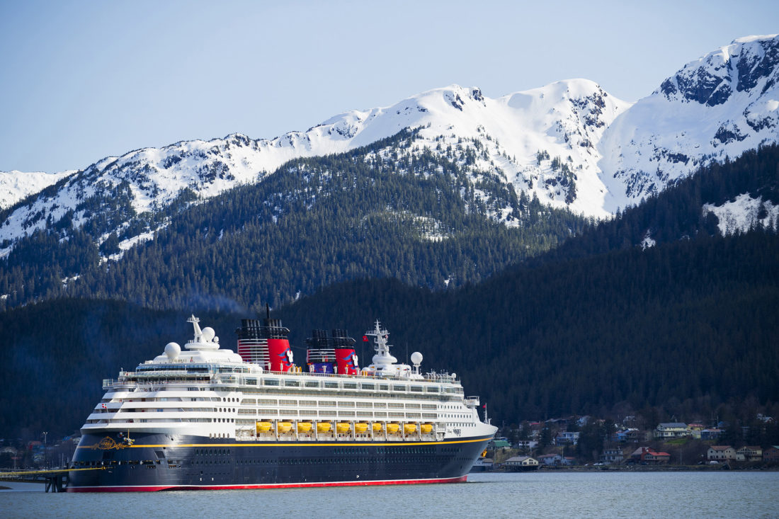 Disney Cruise Line Guests Experience the Wonder of America's Last Frontier During Alaskan Cruises