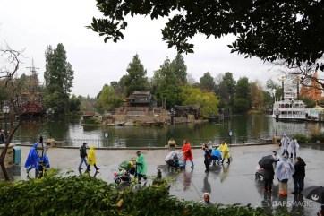 Rainy Day at the Disneyland Resort-125