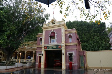 Rainy Day at the Disneyland Resort-55