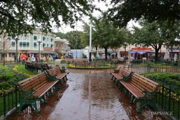 Rainy Day at the Disneyland Resort-57