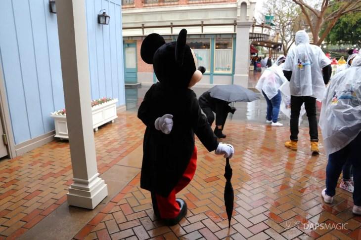 Rainy Day at the Disneyland Resort-85