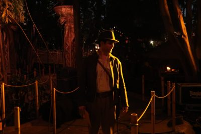 Disneyland After Dark - 90s Nite - Indiana Jones