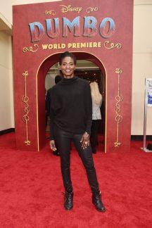"LOS ANGELES, CA - MARCH 11: Adina Porter attends the World Premiere of Disney's ""Dumbo"" at the El Capitan Theatre on March 11, 2019 in Los Angeles, California. (Photo by Alberto E. Rodriguez/Getty Images for Disney) *** Local Caption *** Adina Porter"