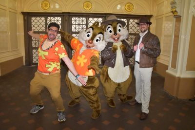 Disneyland After Dark - 90s Nite