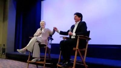 Angela Lansbury & Rob Marshall - Mary Poppins Returns Event