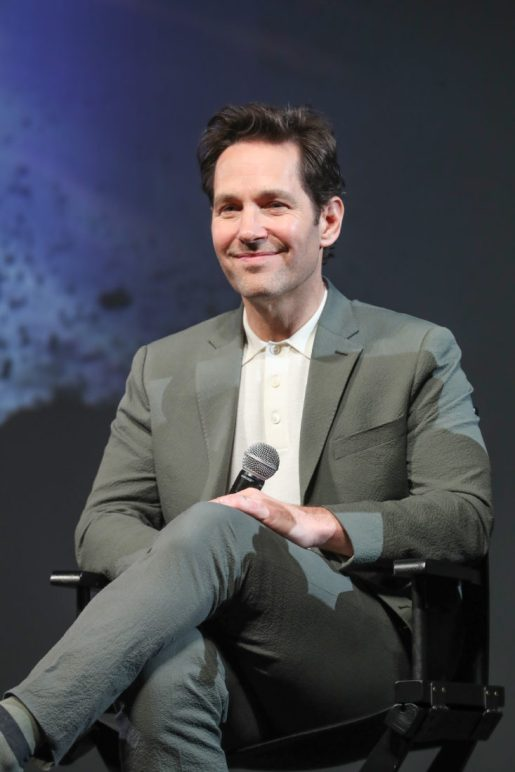 Global Tour Shanghai, China Press Conference Paul Rudd
