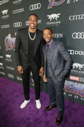 AVENGERS- ENDGAME World Premiere-104