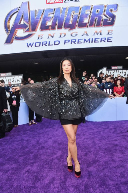 AVENGERS- ENDGAME World Premiere-119