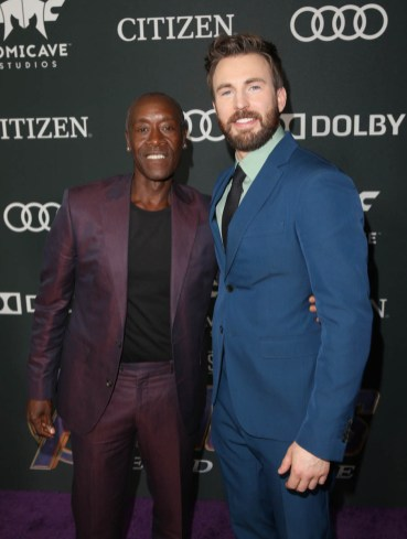 AVENGERS- ENDGAME World Premiere-195