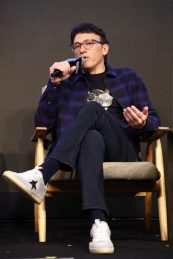 SEOUL, SOUTH KOREA - APRIL 15: Anthony Russo attends the filmmakers press conference for Marvel Studios' 'Avengers: Endgame' South Korea premiere on April 15, 2019 in Seoul, South Korea. (Photo by Chung Sung-Jun/Getty Images for Disney)