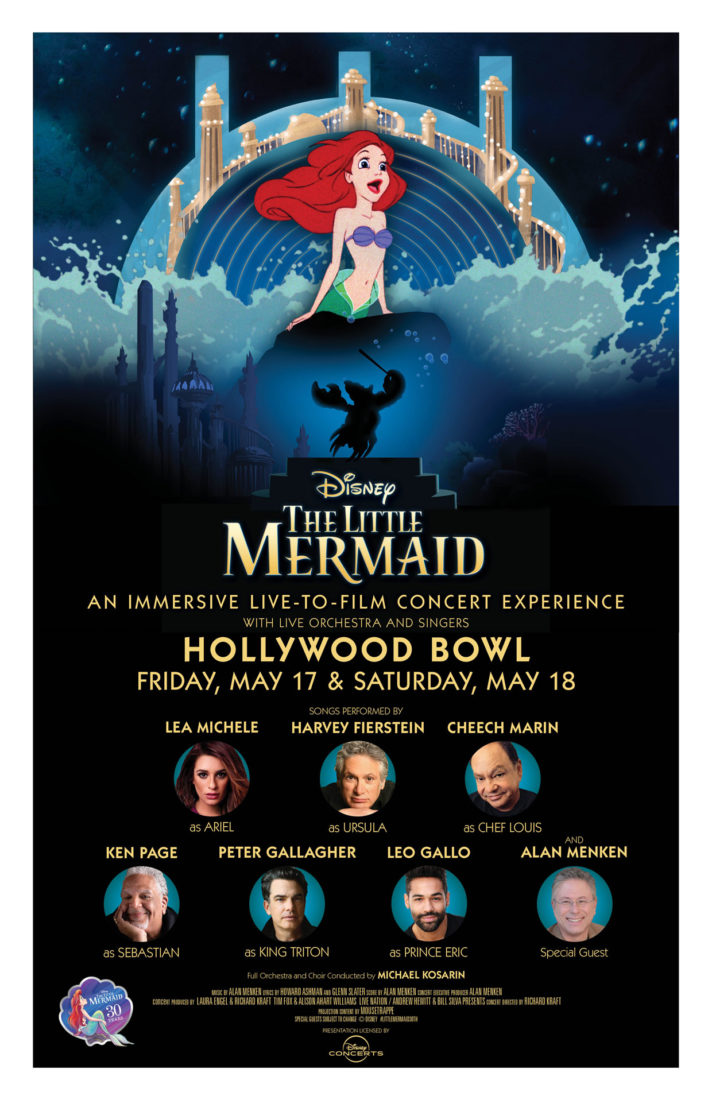 Dive Right In and Get Your Tickets for 'The Little Mermaid' at the Hollywood Bowl - On Sale Now!
