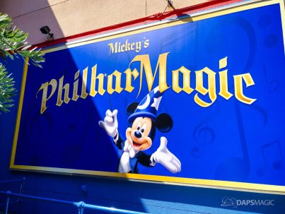 Mickey's PhilharMagic at Disney California Adventure-3