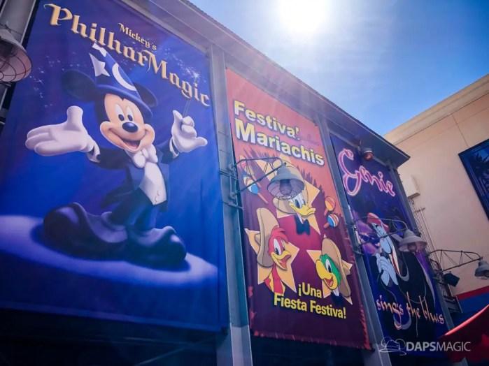 Mickey's PhilharMagic at Disney California Adventure-6