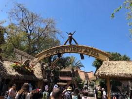 New Adventureland Sign at Disneyland-4