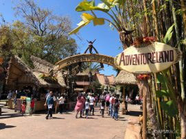 New Adventureland Sign at Disneyland-7