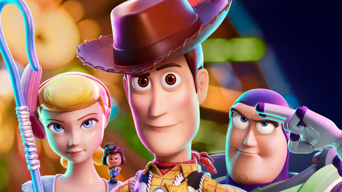 Toy Story 4 Vacation