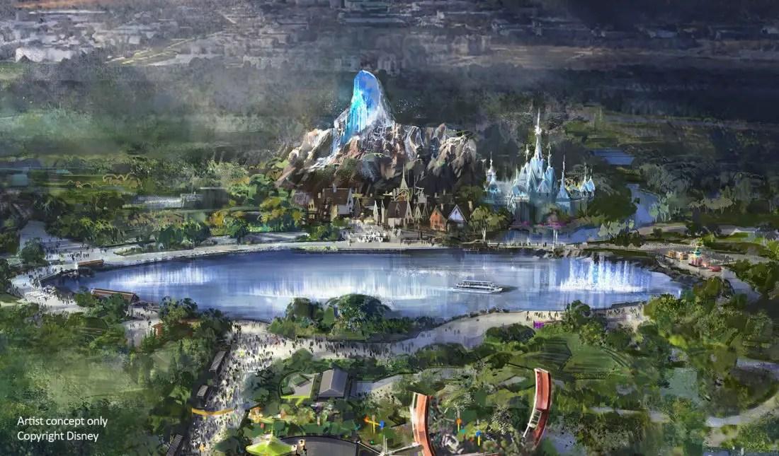 Firefly Lake - Walt Disney Studios Park - Disneyland Paris