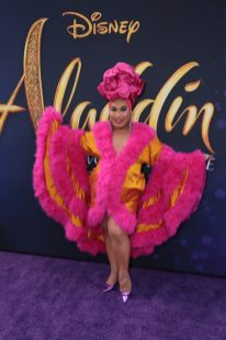 Patrick Starrr attends the World Premiere of DisneyÕs Aladdin at the El Capitan Theater in Hollywood, CA on Tuesday, May 21, 2019, in the culmination of the filmÕs Magic Carpet World Tour with stops in Paris, London, Berlin, Tokyo, Mexico City and Amman, Jordan. (photo: Alex J. Berliner/ABImages)