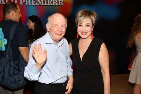 HOLLYWOOD, CA - JUNE 11: (L-R) Wallace Shawn and Annie Potts attend the world premiere of Disney and Pixar's TOY STORY 4 at the El Capitan Theatre in Hollywood, CA on Tuesday, June 11, 2019. (Photo by Jesse Grant/Getty Images for Disney) *** Local Caption *** Annie Potts; Wallace Shawn