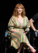 ORLANDO, FLORIDA - JUNE 08: Christina Hendricks attends the Global Press Junket for Pixar's TOY STORY 4 at Disney's Hollywood Studios on June 08, 2019 in Orlando, Florida. (Photo by John Parra/Getty Images for Disney)